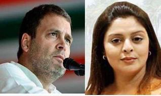 Rahul, Nagma to campaign for Cong in Assam today