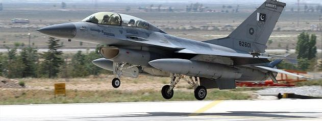 No Pak F-16 shot down by India, US report finds