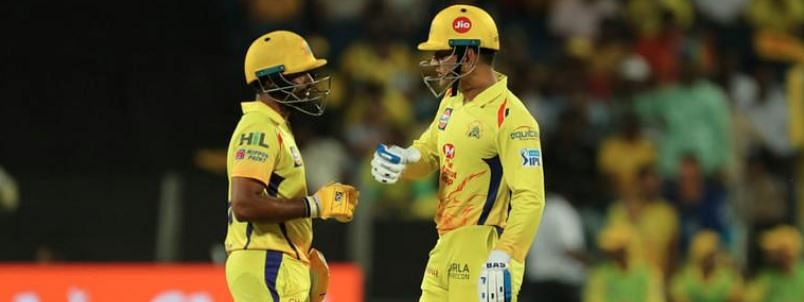Chennai Super Kings beat Rajasthan Royals in last over thriller