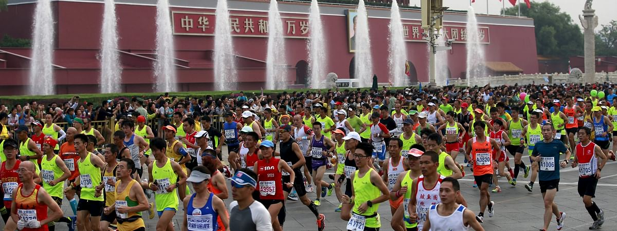 58,000 applying for Beijing Half Marathon participation