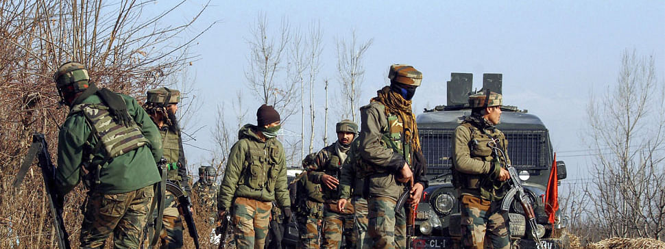 Encounter ensues in Tral area of south Kashmir