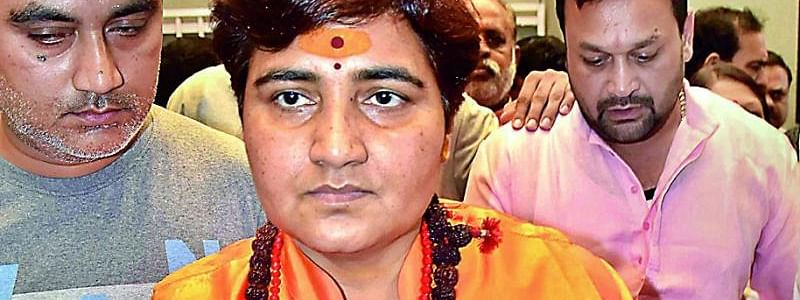 NIA court clears Sadhvi Thakur for LS poll contest