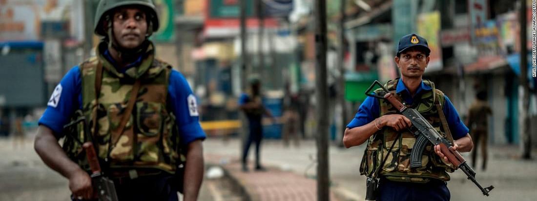 Sri Lanka to restructure security agencies, toll rises to 359