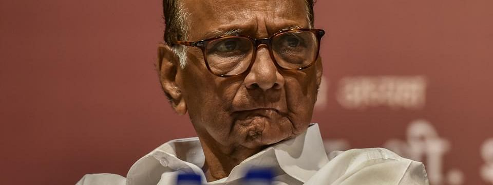 Stop meddling with Indian Constitution: Sharad Pawar warns BJP