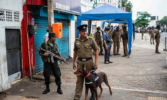 Lanka on security alert; President bans two national terror groups