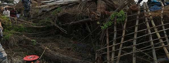 More than 31 killed by rainstorm in Southern Nepal