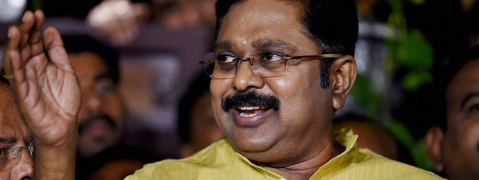 AIADMK Chief whip meets Speaker to take action against party MLAs