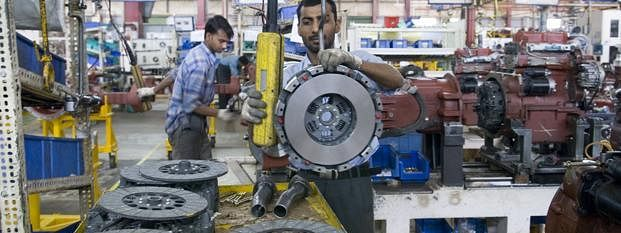 Industrial Output growth dips to 20-month low in February