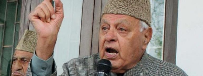 Not fazed by BJP-RSS, will continue to work for restoration of Autonomy: Farooq