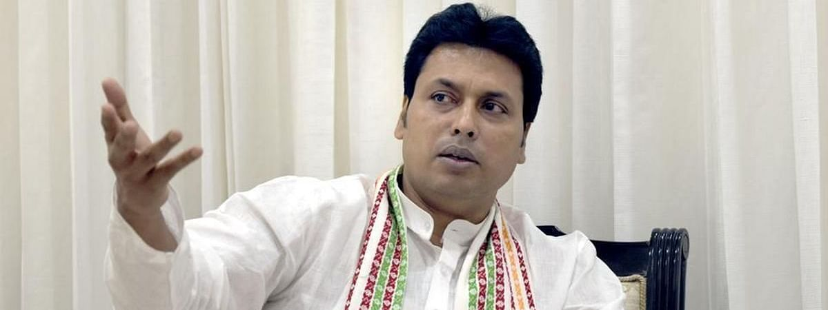 Tripura CM announces to bear cost for returning stranded people