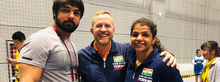 Sakshi, Vinesh grab bronze at Asian Wrestling C'ship