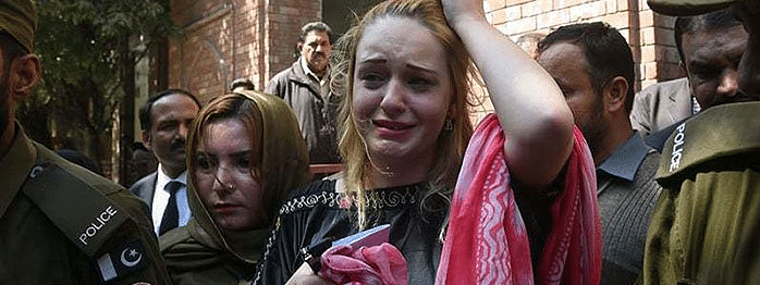 Heroin Smuggling Case: Czech model challenges her sentence in Lahore HC
