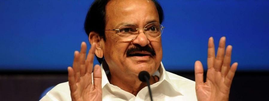 Venkaiah wishes people on eve of Easter
