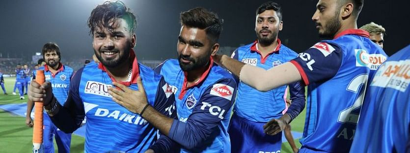 Delhi Capitals eying cut-off limit for play-off