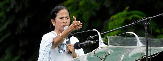 """"""" This is an election to decide who will form the government at Centre,"""" Mamata"""