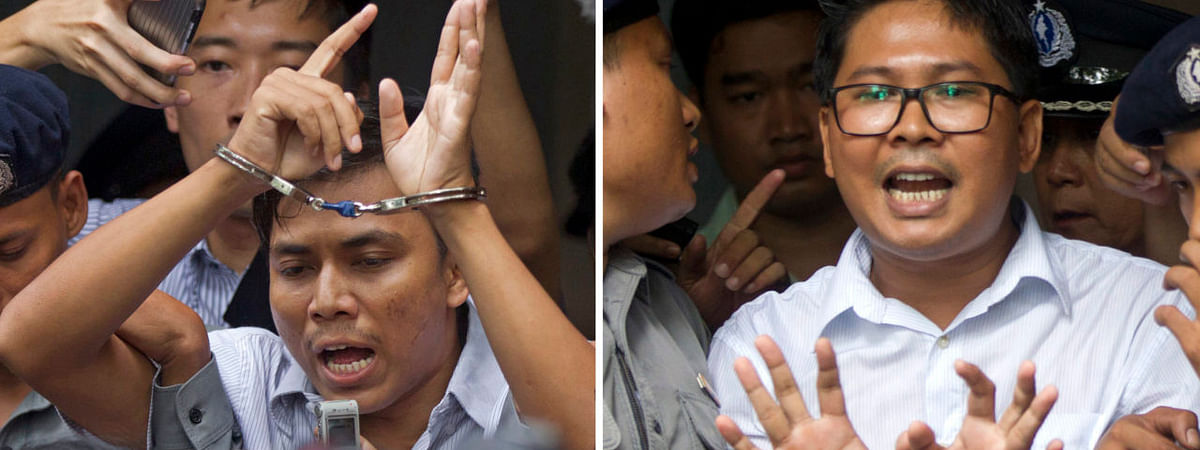 Myanmar's top court squashes hope for Reuters reporters