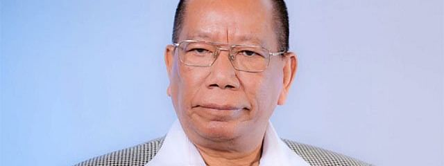 Former MP H T Sangliana resigns from Congress