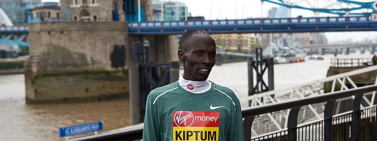 World record holder Kiptum leaves London marathon after failing doping test