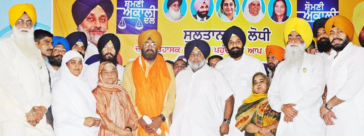 AAP leader Sajjan Cheema joins Akali Dal