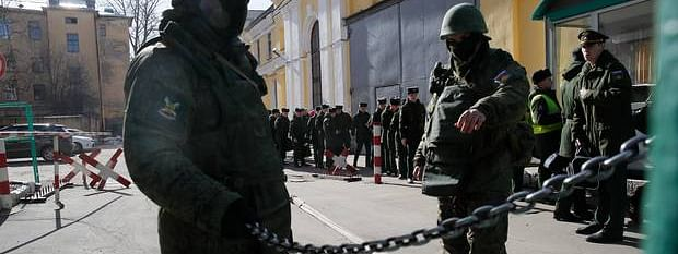 Three injured in blast at Russian Military Academy: Defence Ministry