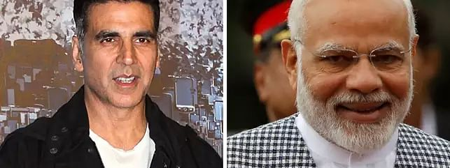 Acting fails when reality is known, says Rahul on PM interview to Akshay