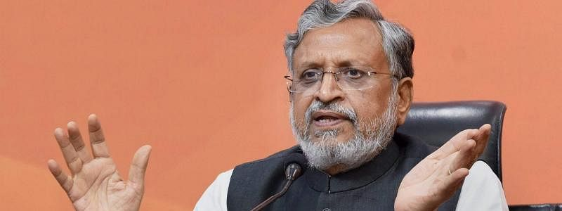 Court records statement of Sushil Modi in defamation case against Rahul