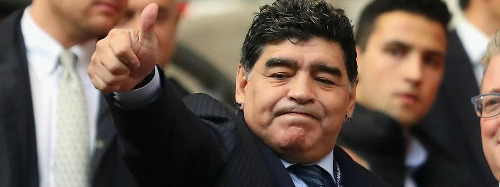 Maradona's anti-US comment puts him in hot water; footballer supports Maduro