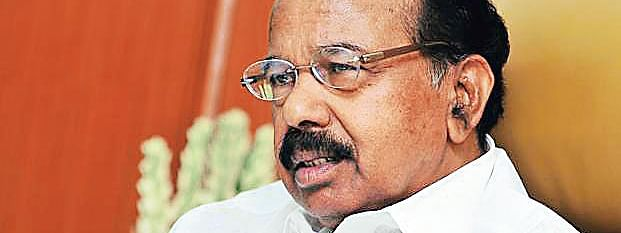 Former CM Veerappa Moily face tough test to retain Chikkaballapura LS seat
