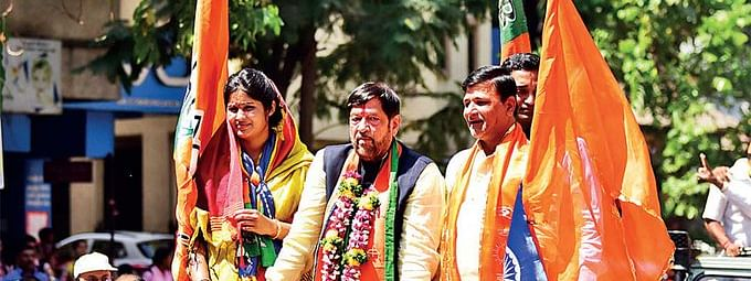 Girish Bapat plays austerity card, says BJP brought back Pune's lost glory