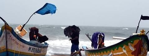 Cyclone Fani may bring some rain to Kerala, but not TN