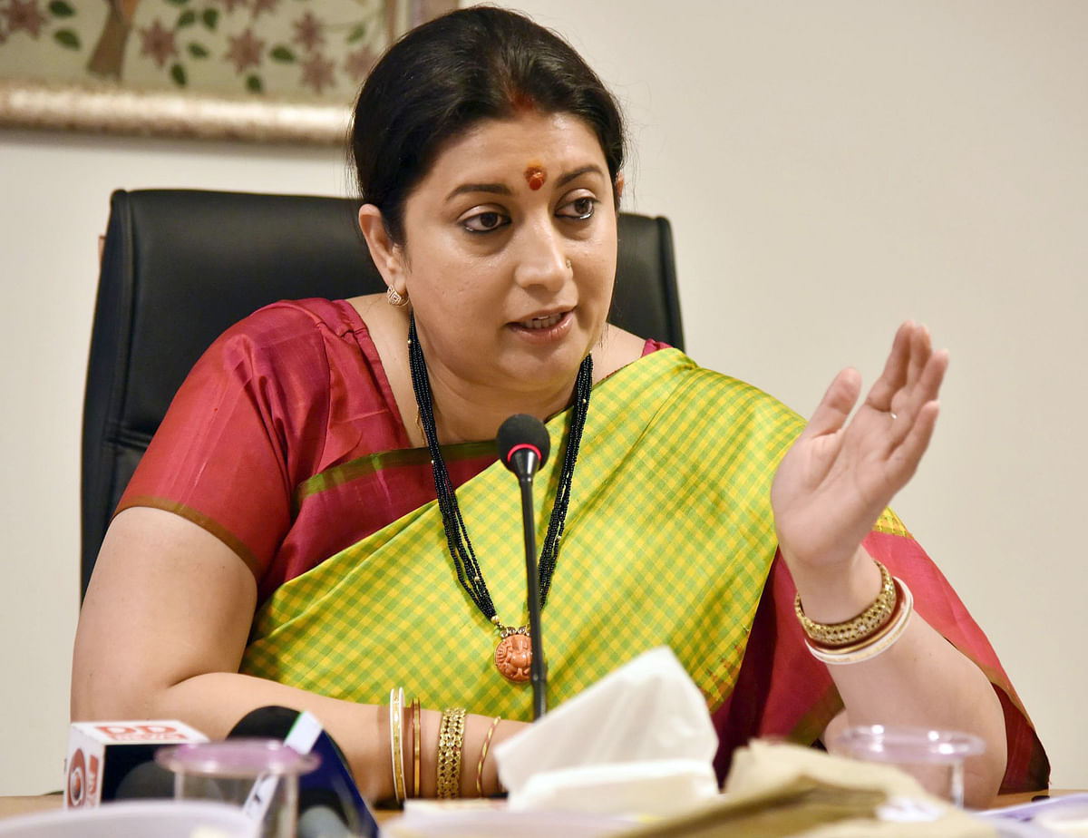 Jaideep Kawade arrested for 'defamatory remarks' against Smriti Irani, gets bail