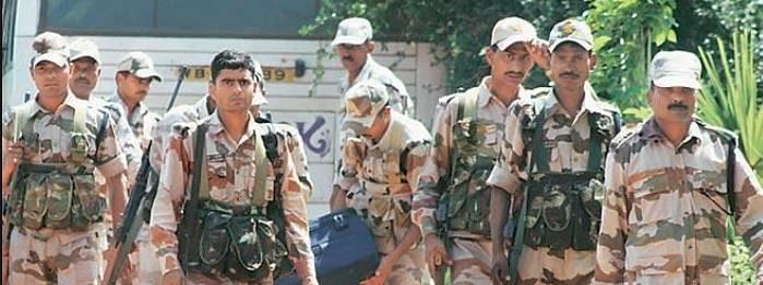Over 1 lakh security personnel deployed in UP for  of polling