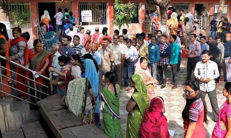 Polling begins in 3 parliamentary seats of Chhattisgarh
