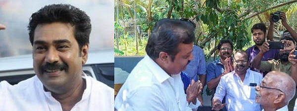 Actor Biju Menon trolled for supporting BJP candidate Suresh Gopi