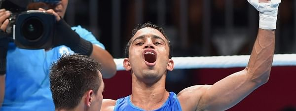 Asian boxing C'ships: Amit Panghal and Pooja Rani clinch gold