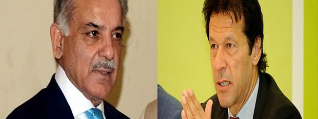 Imran wants written consultation with Shahbaz