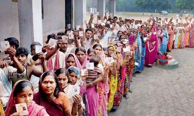 UP LS Phase II polls: 10.76 pc polling in first 2 hours