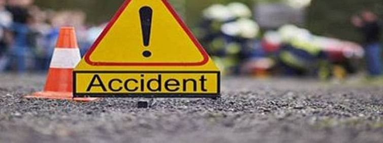 Jammu: Man riding scooty hit by bus, dies