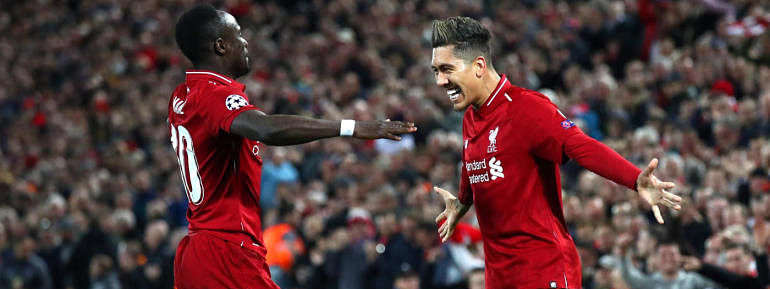 Liverpool bag a spectacular win (2-0) in Champions League