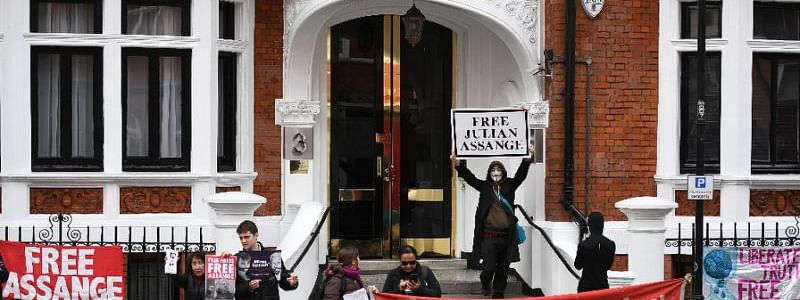 UN risks Wikileaks co-founder of serious human rights violations