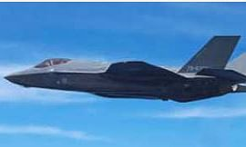 Japanese minister says F-35A fighter jet crashes into Pacific, pilot missing