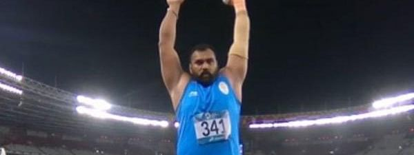 Tajinderpal Singh Toor clinches gold in Asian Athletics C'ships