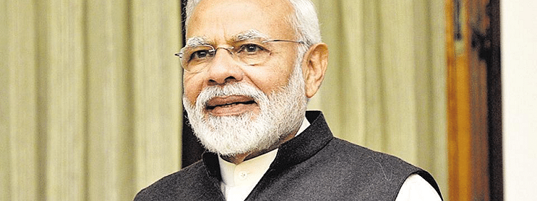 PM Narendra Modi gets Russia's Order of St Andrew the Apostle honour