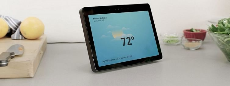 Echo Show launched at Rs 22,999/-
