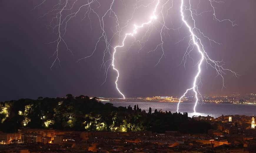 Two killed, many injured as thunderstorm, gale hit Manipupr