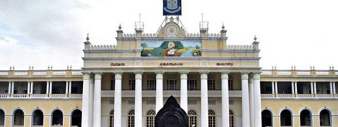 University of Mysore ranked 54 in the country