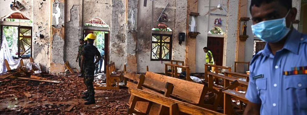 Foreign hand in Lanka blasts, says US