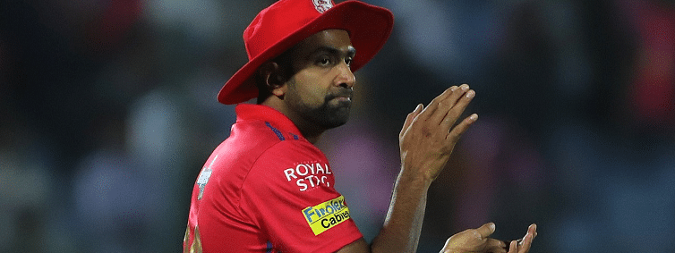 R. Ashwin fined for maintaining slow-over rate