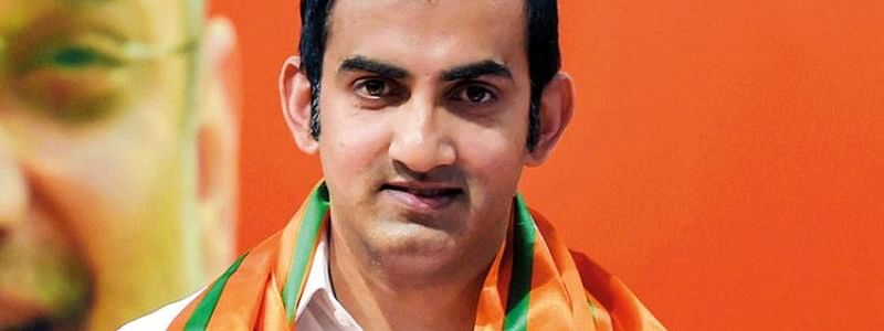 ECI asks police to file FIR against Gambhir for code violation