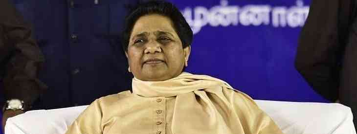 Statues were will of the people, says Mayawati